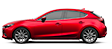 Mazda3 de 2017 de 5 puertas