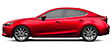 2017 Mazda 3 4门汽车