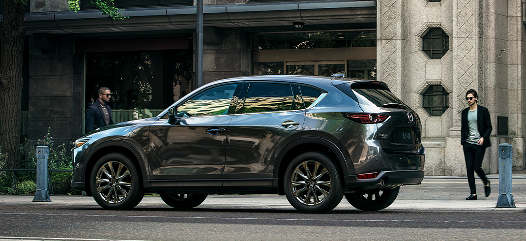2019 Mazda CX-5 Accolades and Reviews