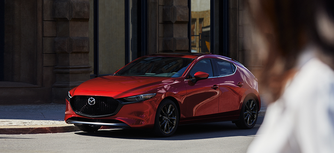 2019 Mazda 3 Hatchback Accolades and Reviews
