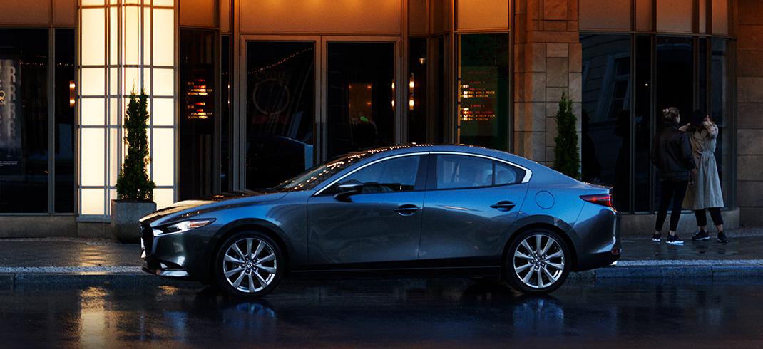 2019 Mazda 3 Sedan Accolades and Reviews