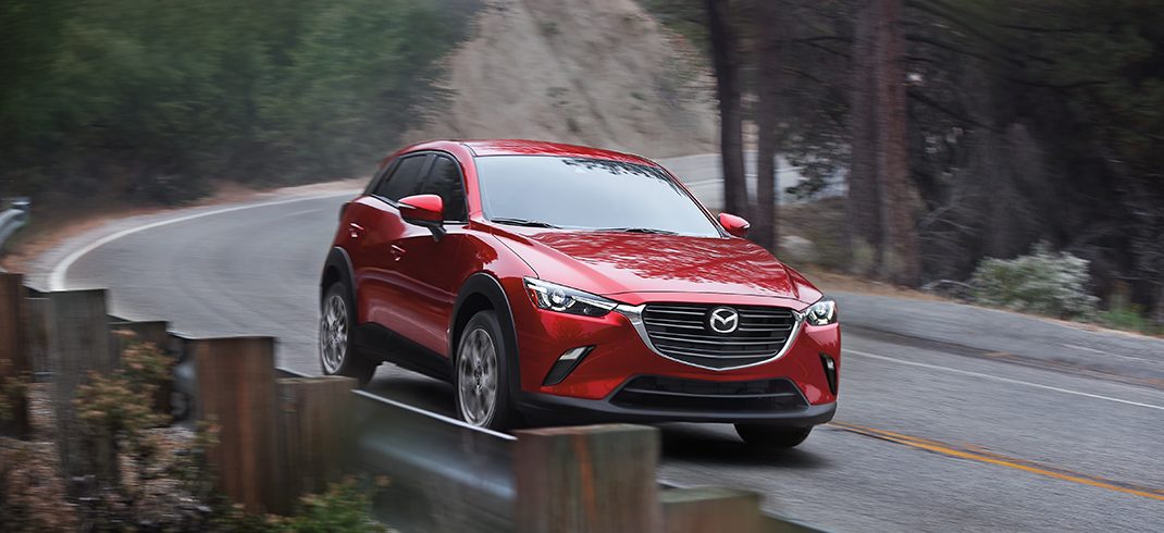 2020 Mazda CX-3 Accolades and Reviews