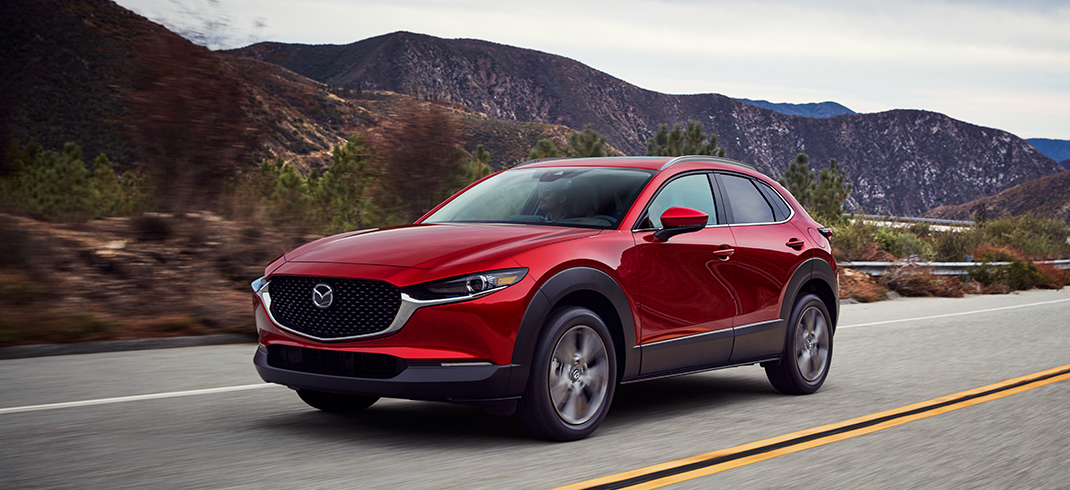 Mazda CX-30 Accolades and Reviews