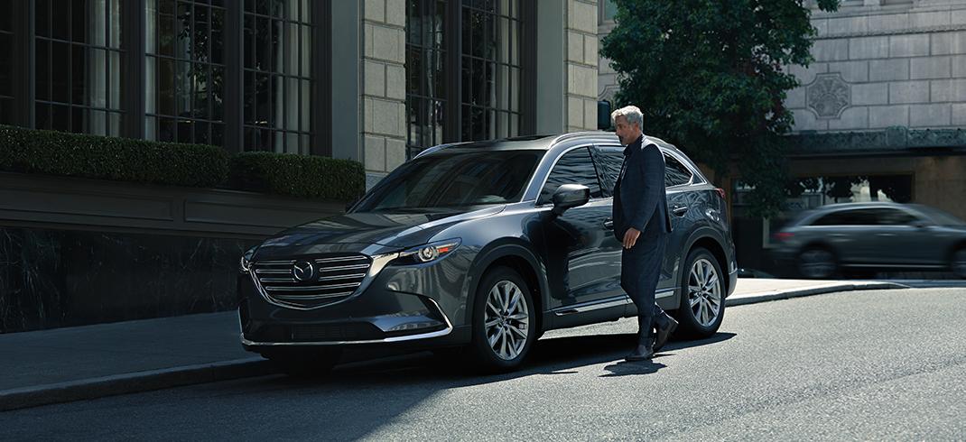 2020 Mazda CX-9 Accolades and Reviews