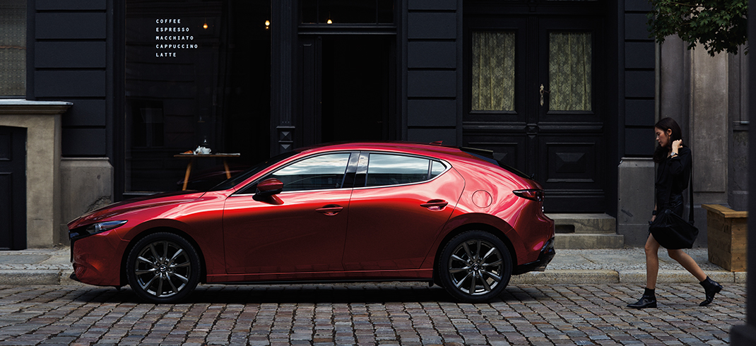 2020 Mazda 3 Hatchback Accolades and Reviews