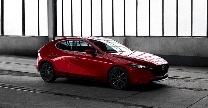 2020 Mazda 3  –  World Car Awards 2020 World Car Design of the Year