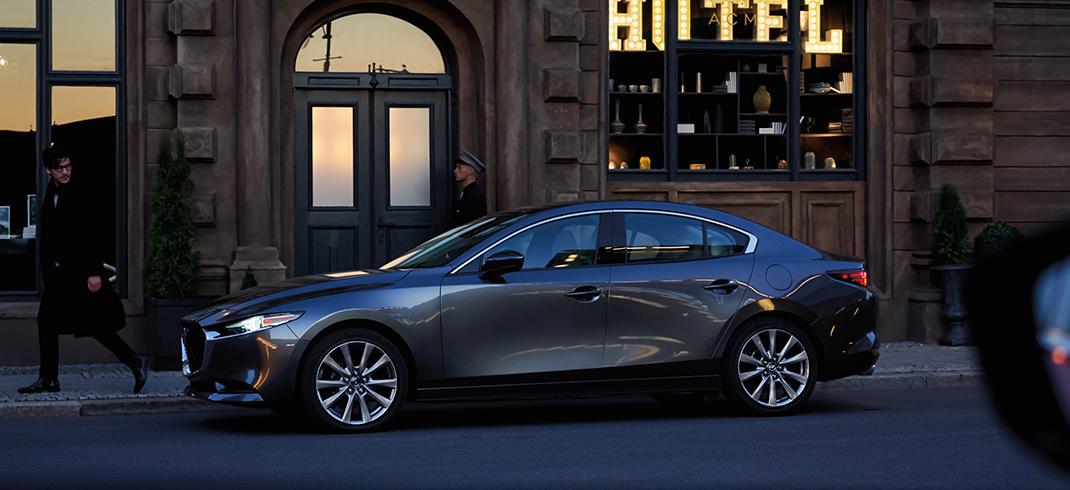 2020 Mazda 3 Sedan Accolades and Reviews