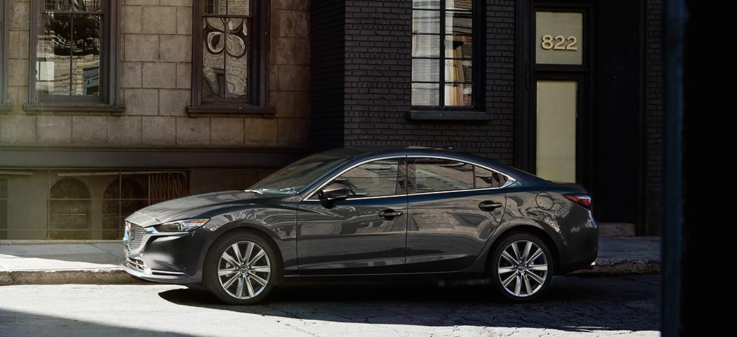2020 Mazda 6 Accolades and Reviews