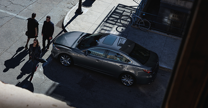 2020 Mazda 6  –  Edmunds Review