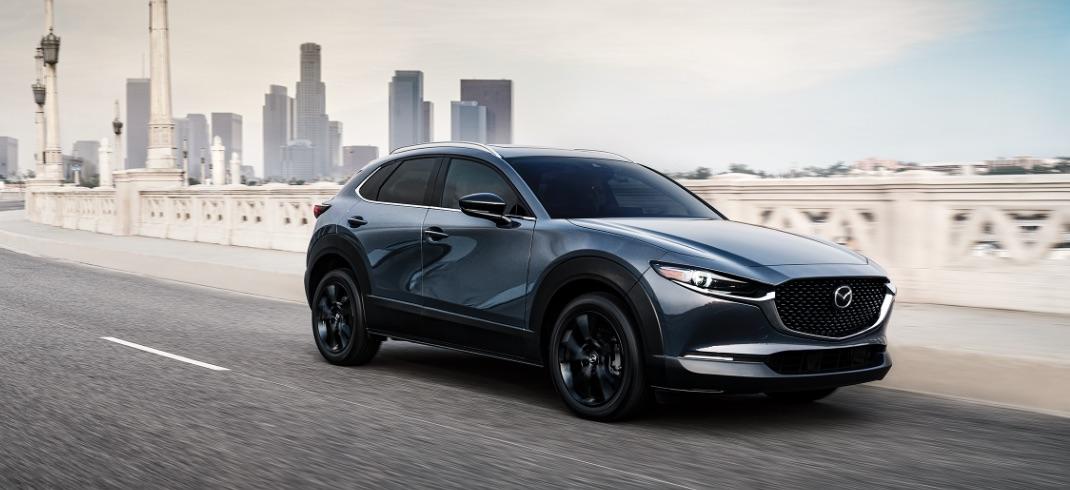 2021 Mazda CX-30 Accolades and Reviews