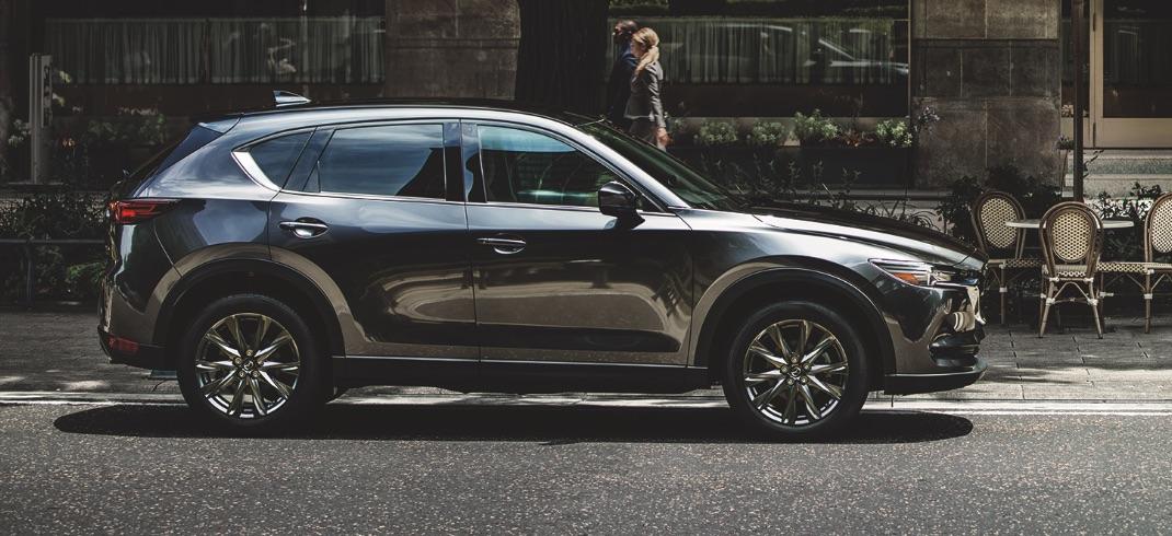 2021 Mazda CX-5 Accolades and Reviews