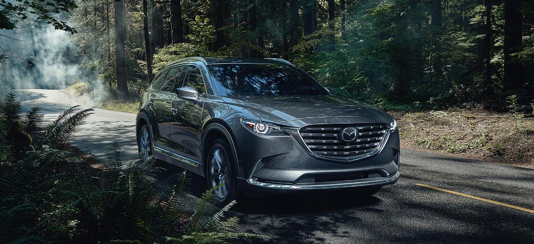 2021 Mazda CX-9 Accolades and Reviews