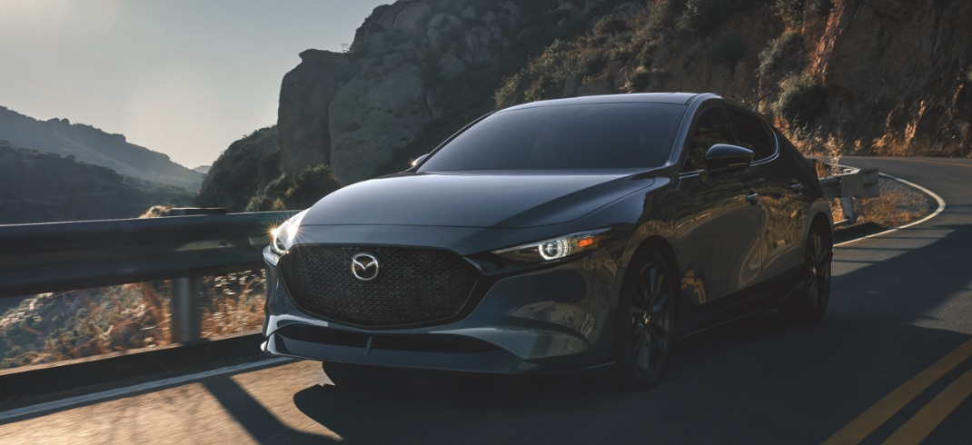 2021 Mazda 3 Hatchback Accolades and Reviews