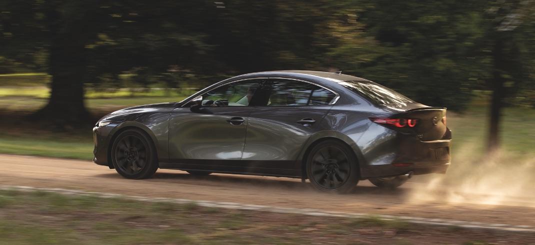 2021 Mazda 3 Sedan Accolades and Reviews