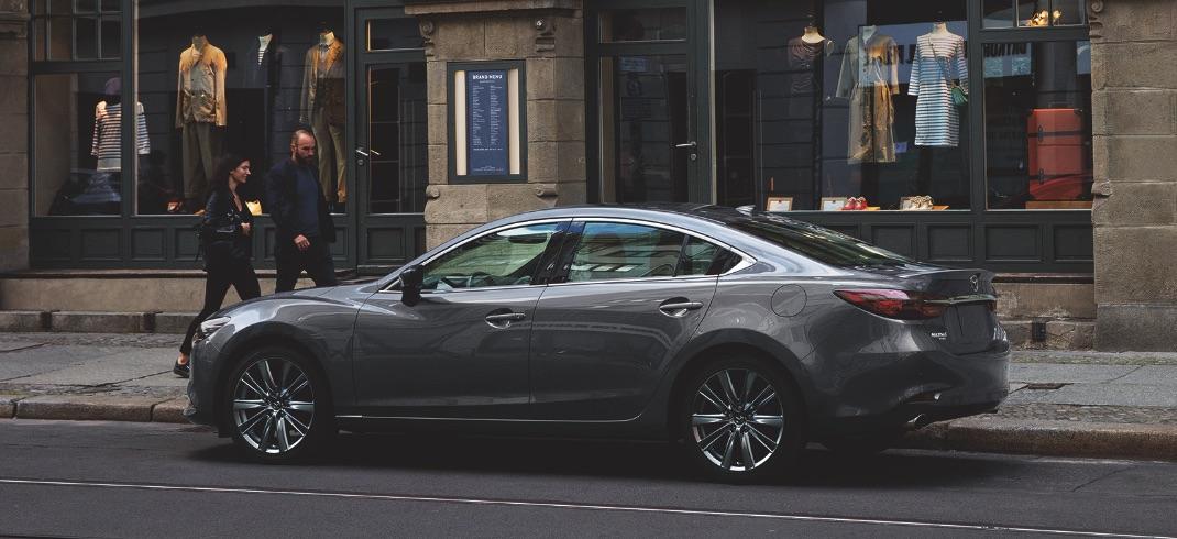 2021 Mazda 6 Accolades and Reviews