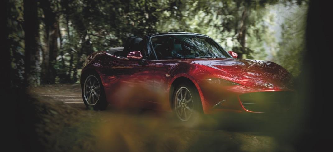 2021 Mazda MX-5 Miata Soft Top Accolades and Reviews