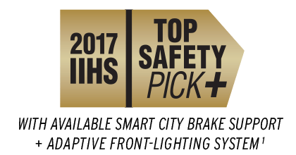 2017 IIHS Top Safety Pick for 5 Mazda vehicles