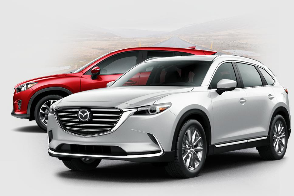 Mazda Fleet Vehicles | Mazda USA