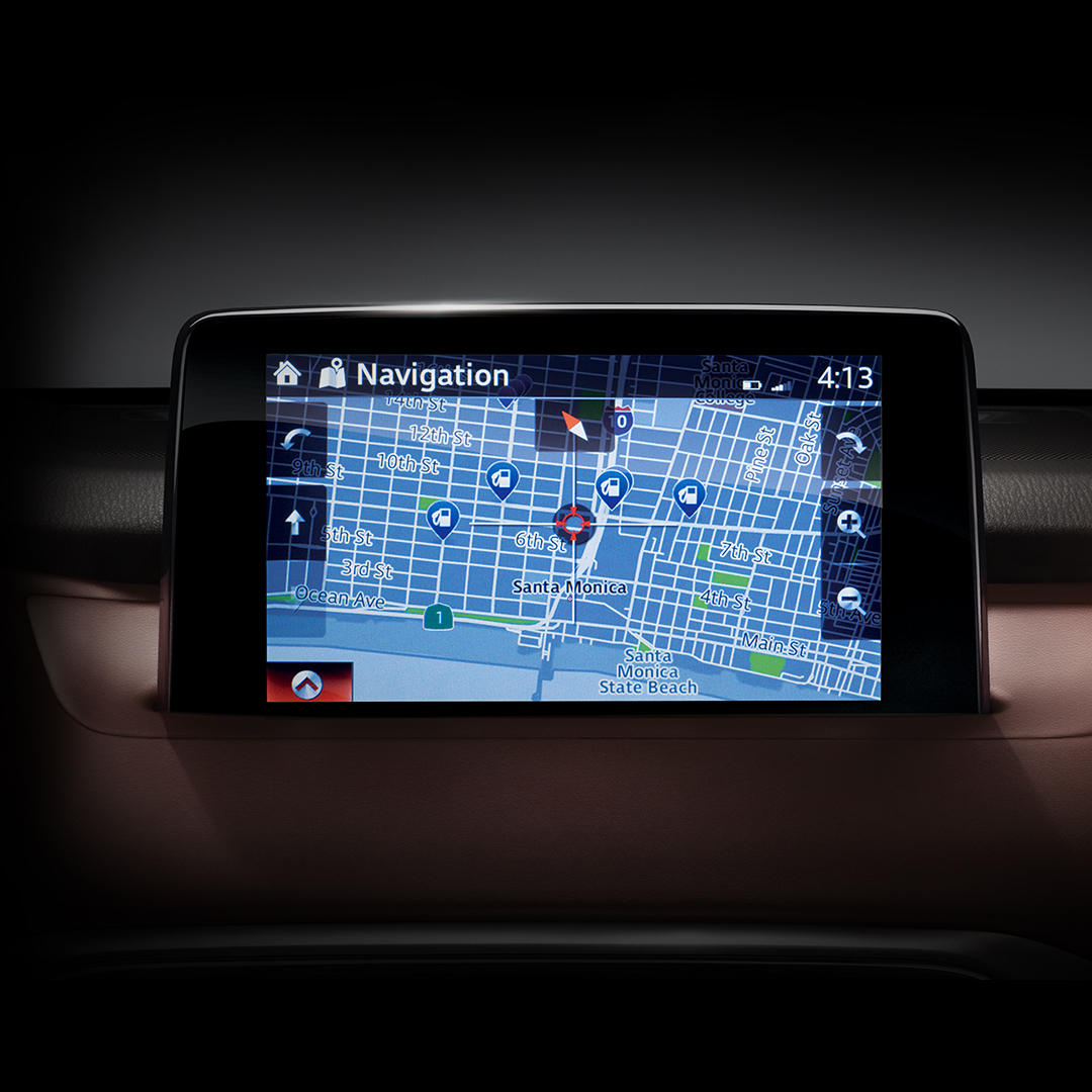 IN-VEHICLE NAVIGATION SUPPORT
