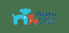 Logo de Austin Humane Society