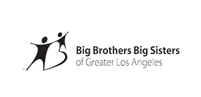 Big Brothers Big Sisters of Los Angeles Logo