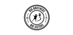 Big Brothers Big Sisters of OC/IE Logo