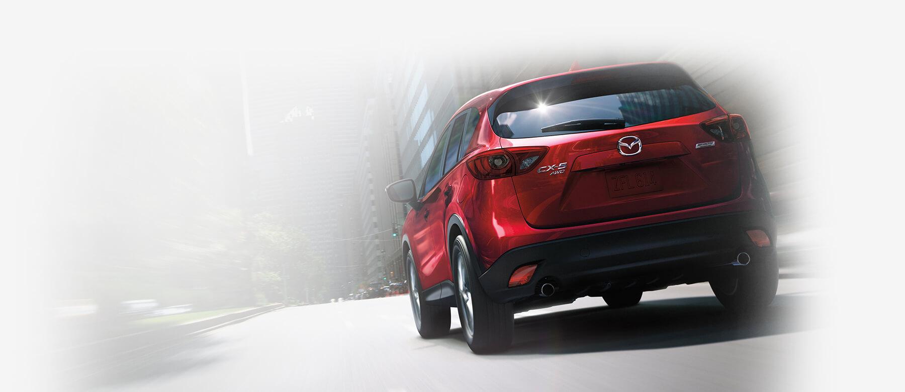 Mazda Capital Services >> 2016 Mazda CX-5 Crossover SUV - Fuel Efficient SUV | Mazda USA