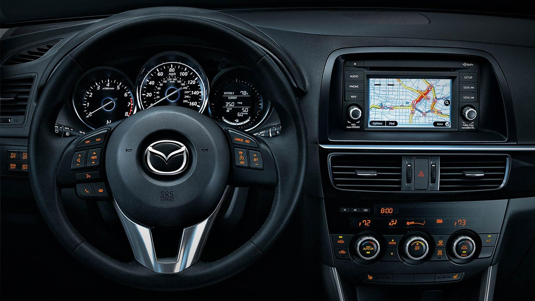 2016 Mazda CX-5 Crossover SUV - Fuel Efficient SUV | Mazda USA