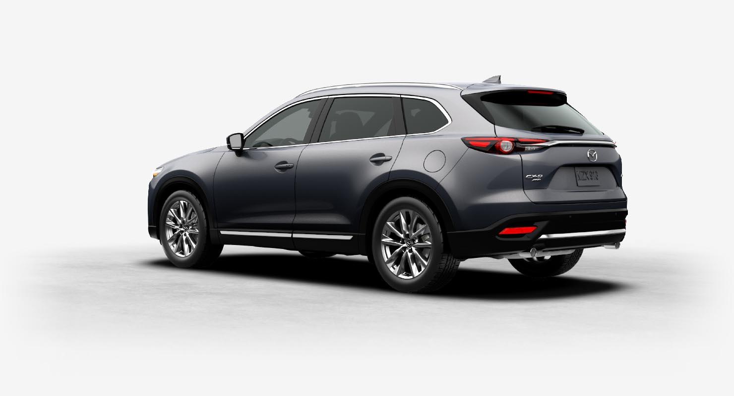 Mazda Cx Passenger Suv Row Family Car Mazda Usa