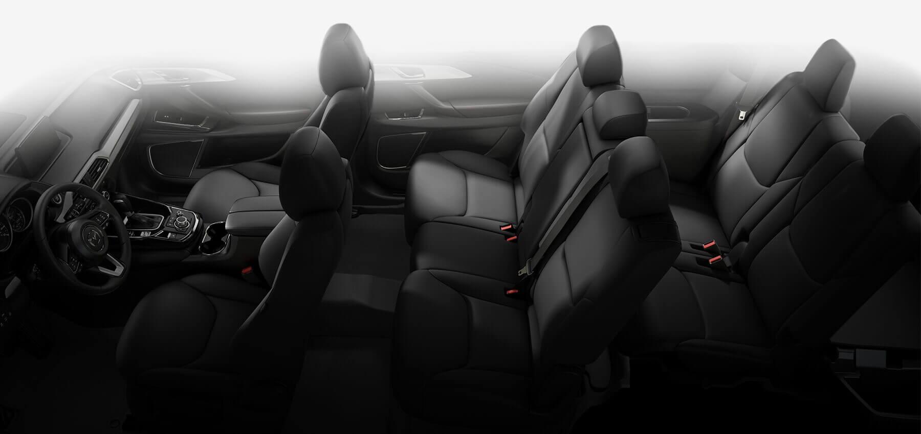 2017 mazda cx 9 3 row 7 passenger suv mazda usa