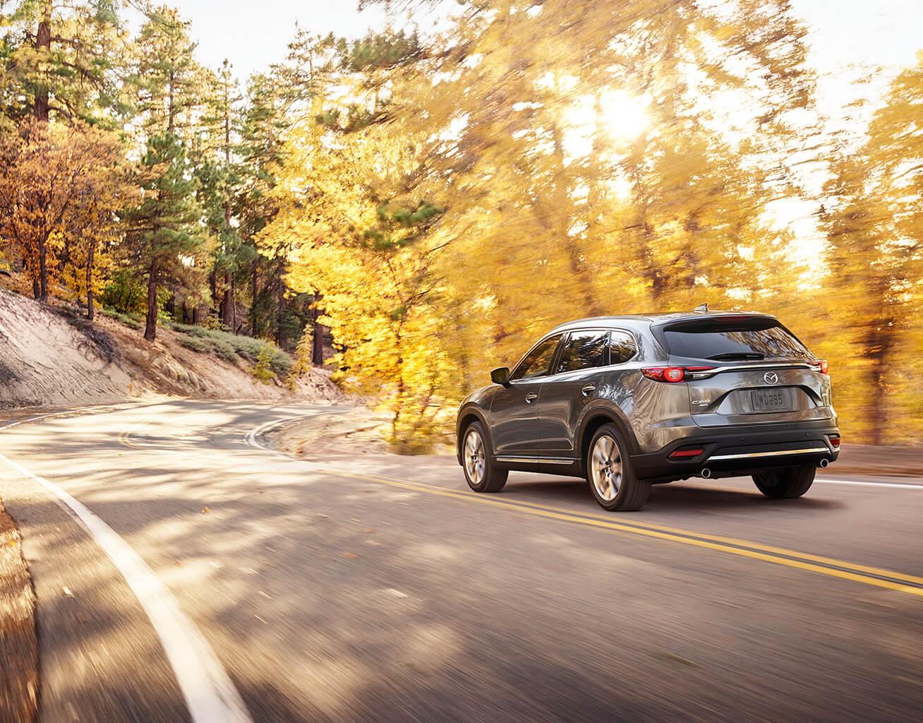 2016 Mazda CX 9 7 Passenger SUV 3 Row Family Car