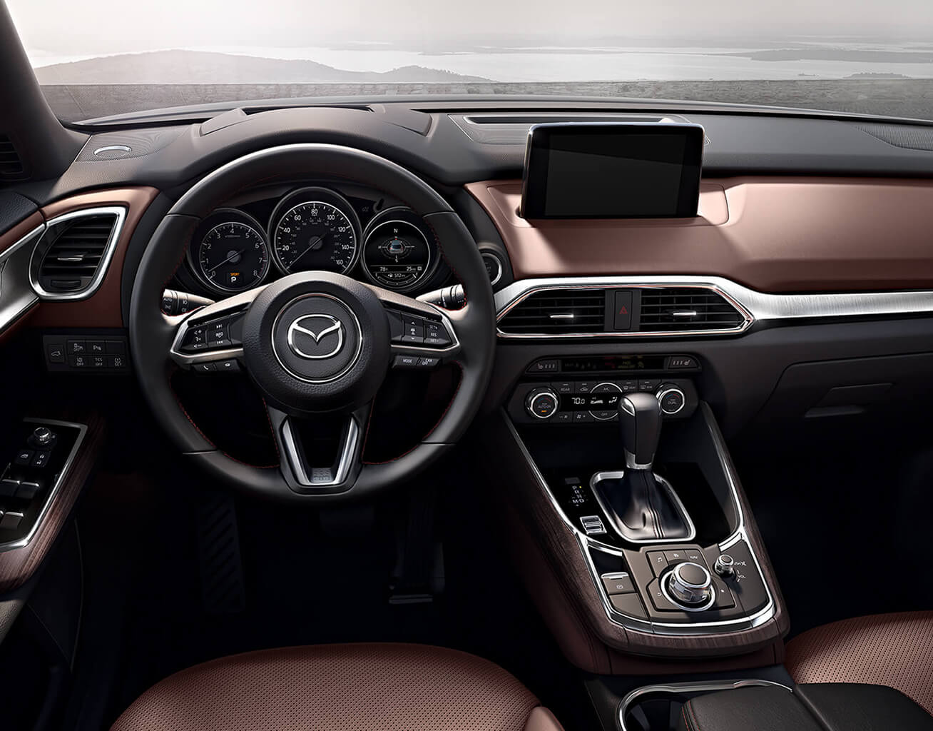 2016 Mazda Cx 9 7 Passenger Suv 3 Row Family Car Mazda Usa
