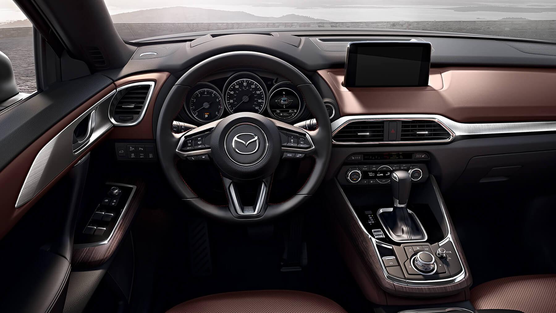 Vehículo utilitario Mazda CX-9 2016 para 7 pasajeros ...
