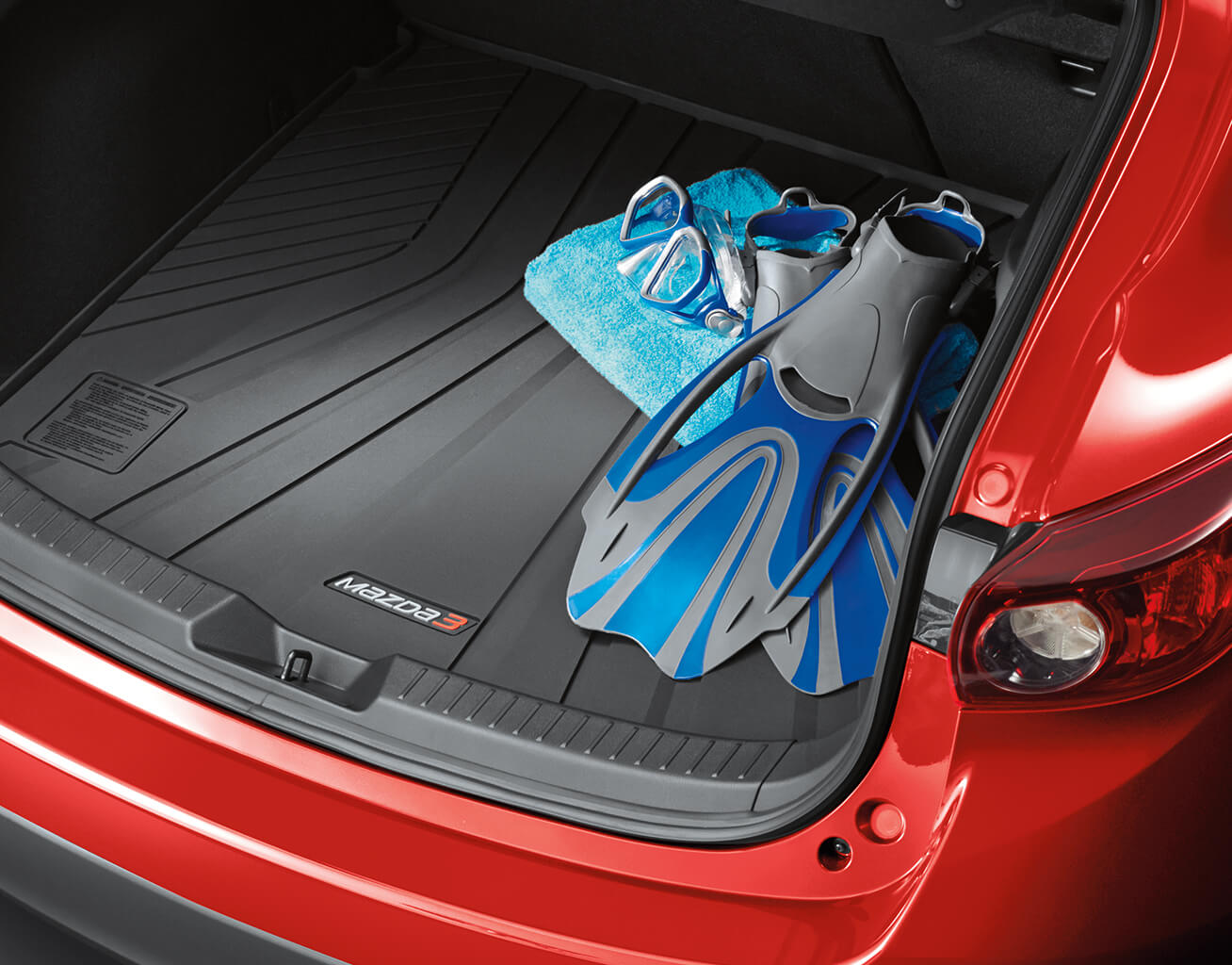 2017 Mazda 3 Hatchback Interior Exterior Accessories Mazda Usa