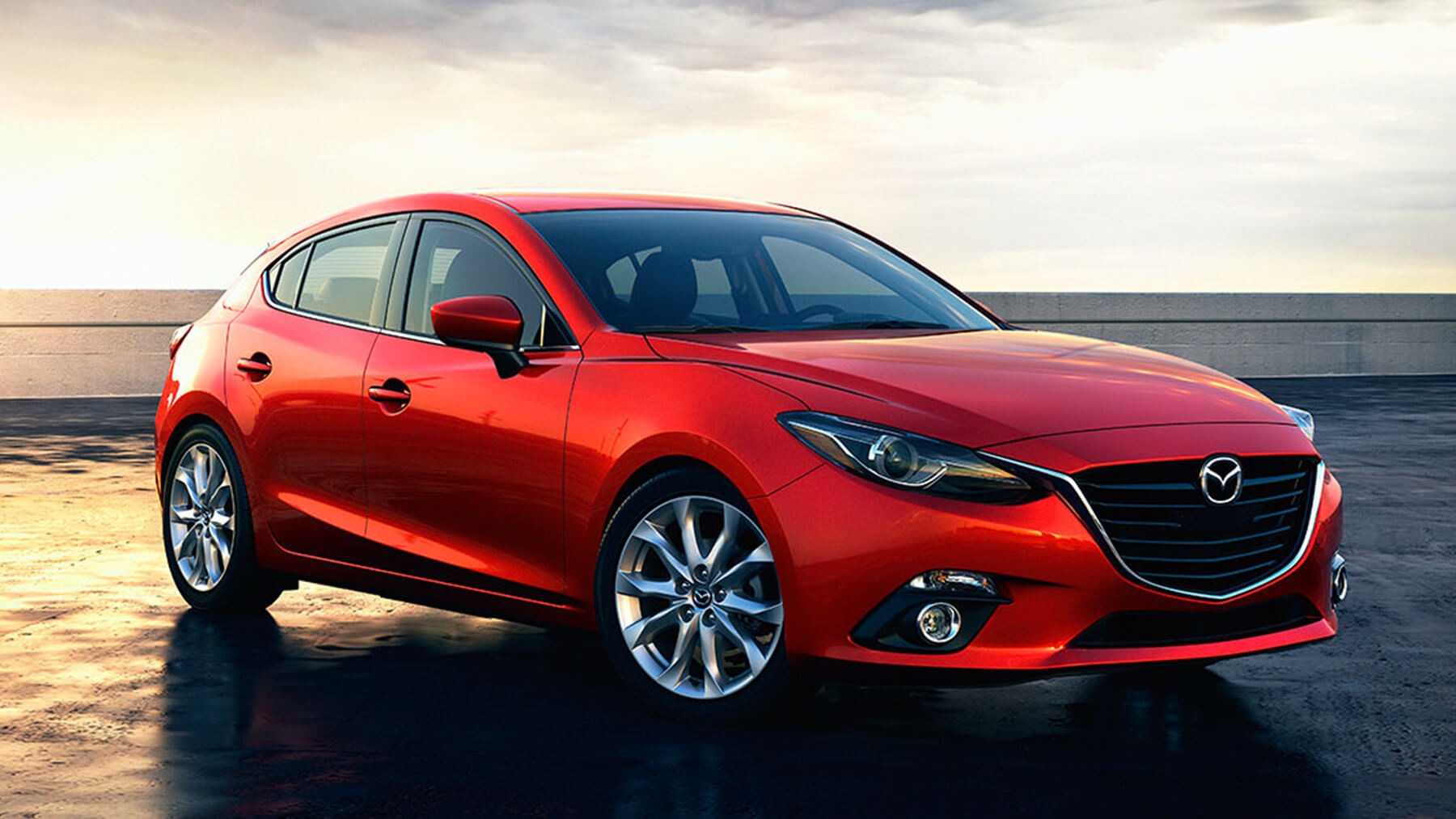 2016 Mazda3 Hatchback - Pictures & Videos