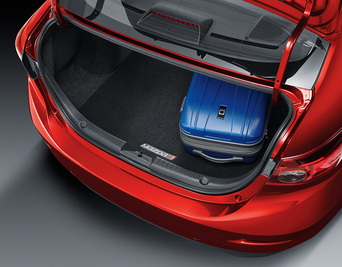 2017 Mazda 3 Sedan Interior Exterior Accessories Mazda Usa