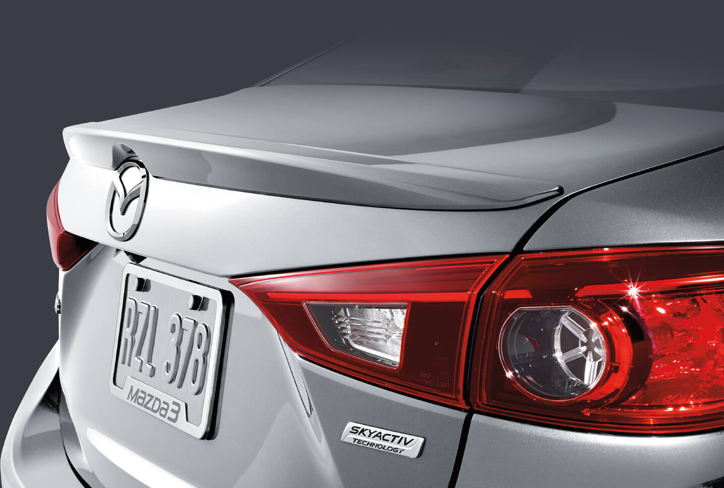 2017 Mazda 3 Hatchback Spoiler 2018 Cars Models