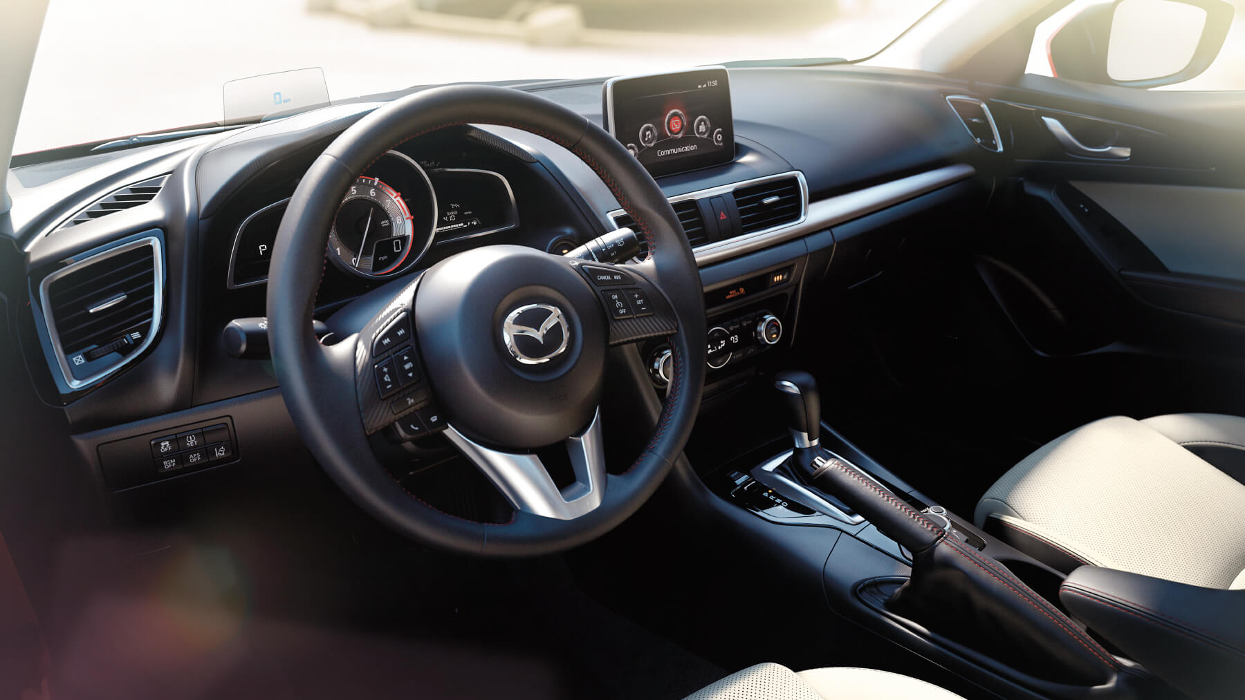 2016 Mazda 3 Sedan Fuel Efficient Compact Car Mazda Usa