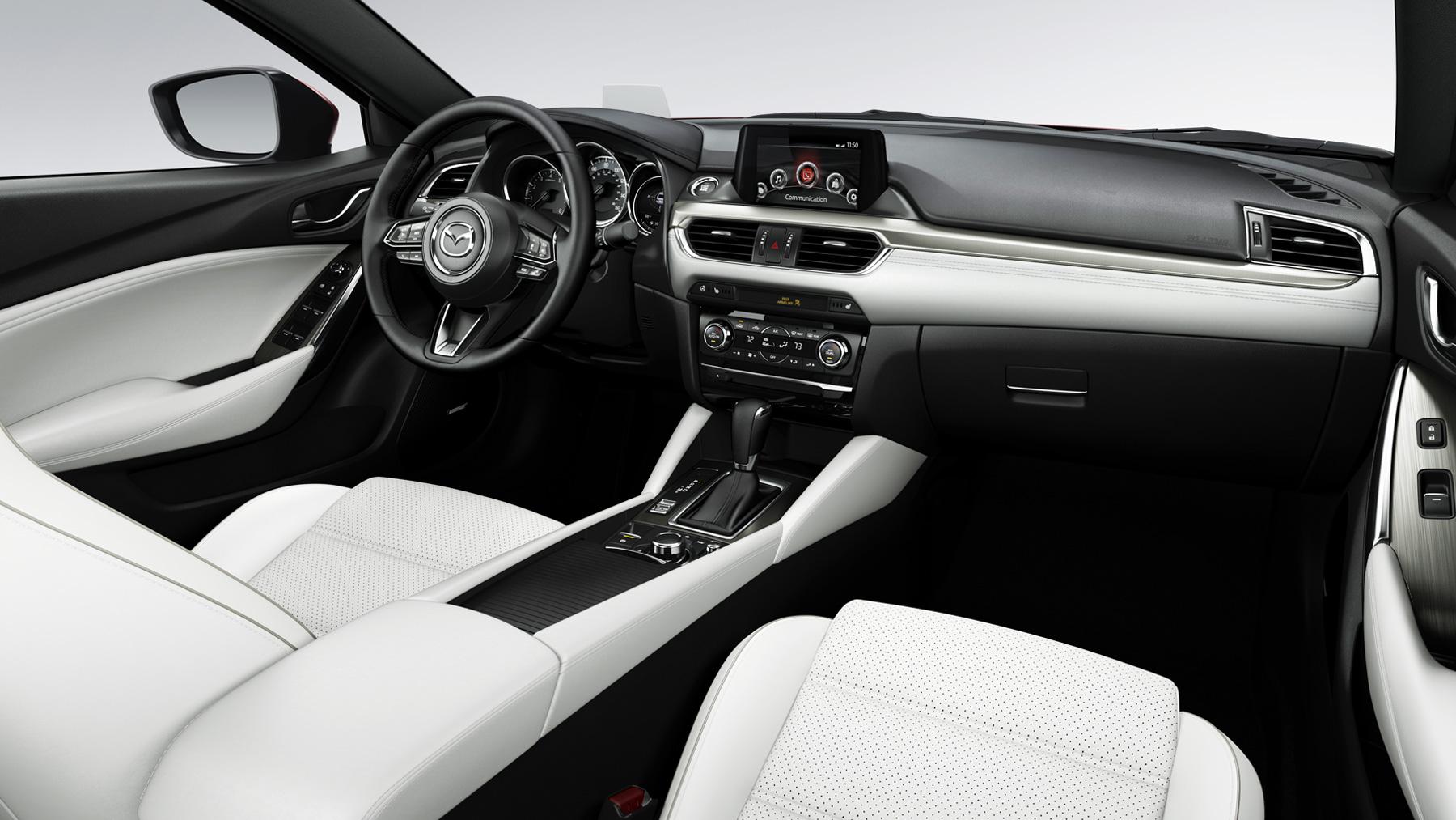 2017 Mazda 6 Sports Sedan Mid Size Cars Mazda Usa