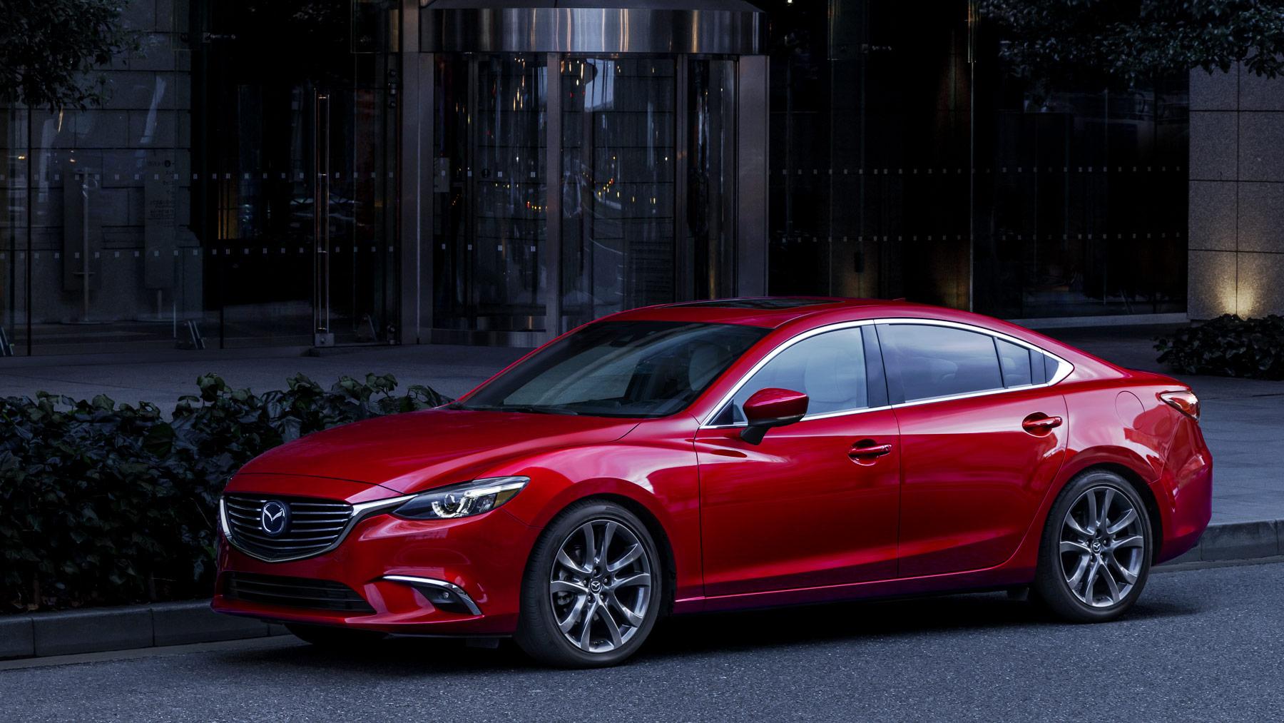 Mazda 2017 6 Autos Medianos Fotos Y Videos Mazda Usa