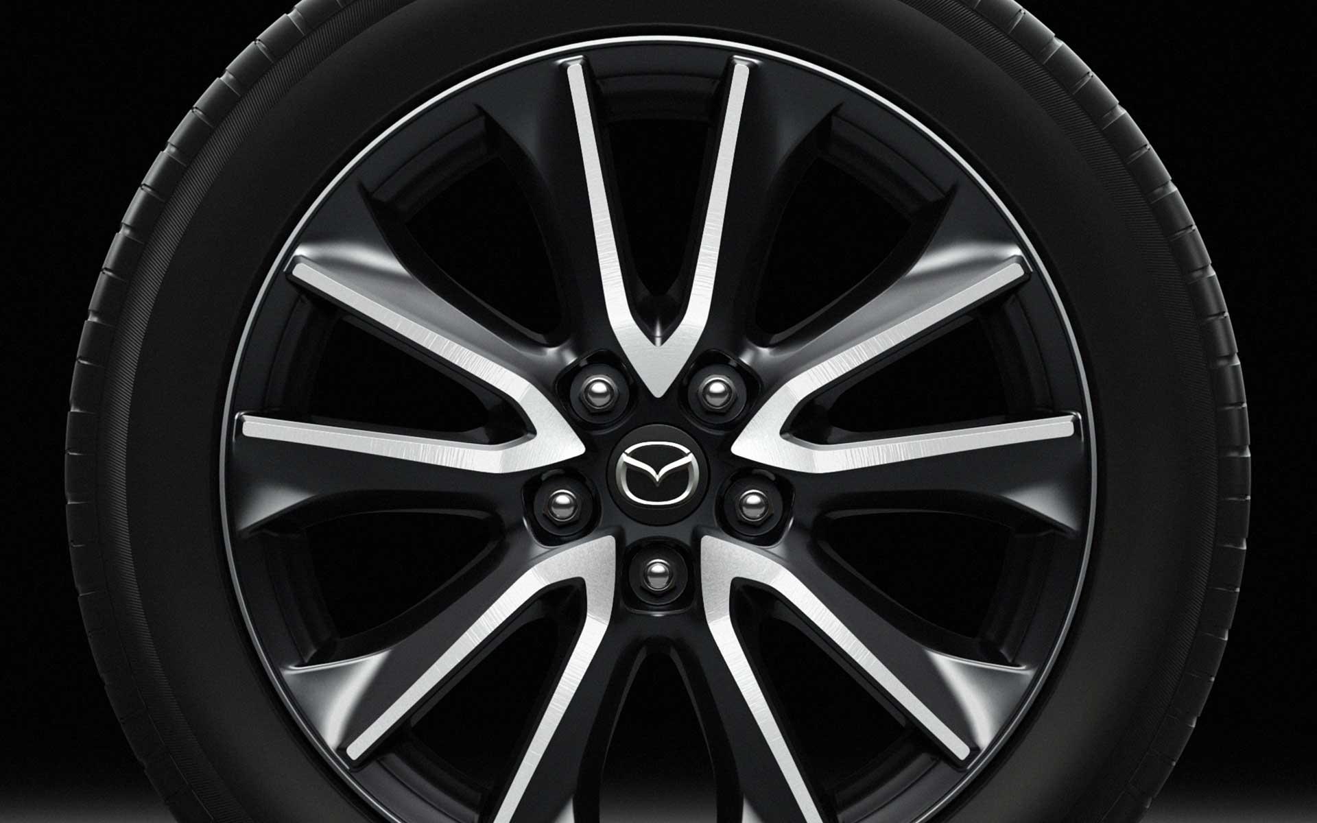 Ruedas de aleación del Mazda CX-3 2017