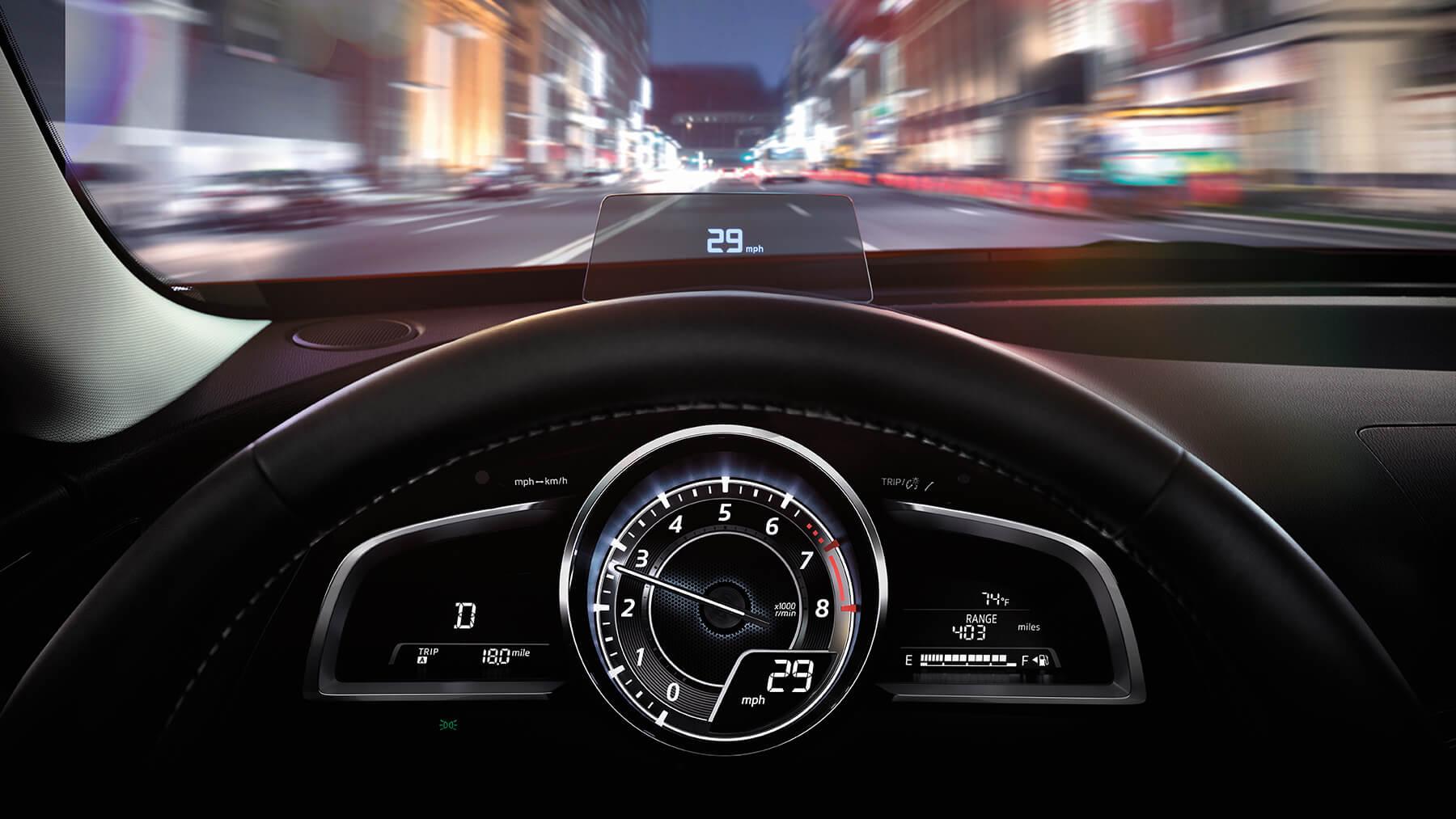 2017 Mazda CX-3 Crossover - View Pictures & Videos | Mazda USA