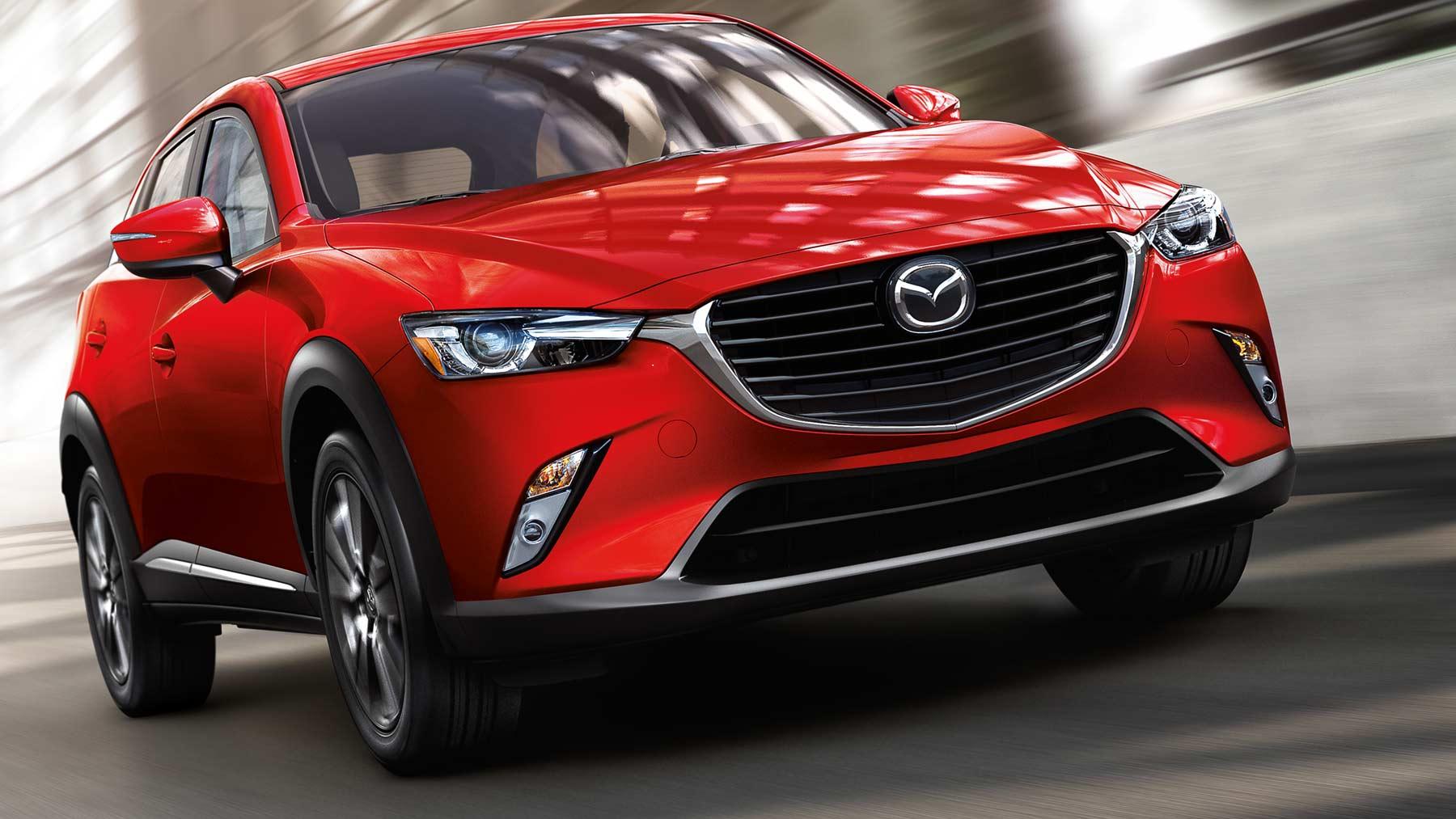 Mazda CX-3 2017 todoterreno compacto