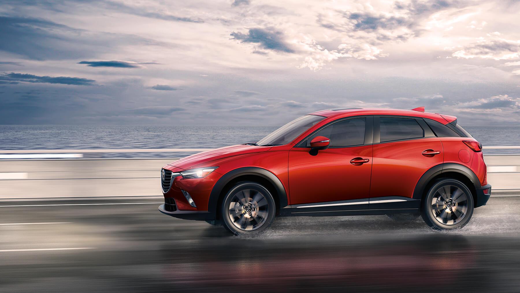 Mazda Cx 3 2017 Todoterreno Ver Fotos Y Videos Mazda Usa