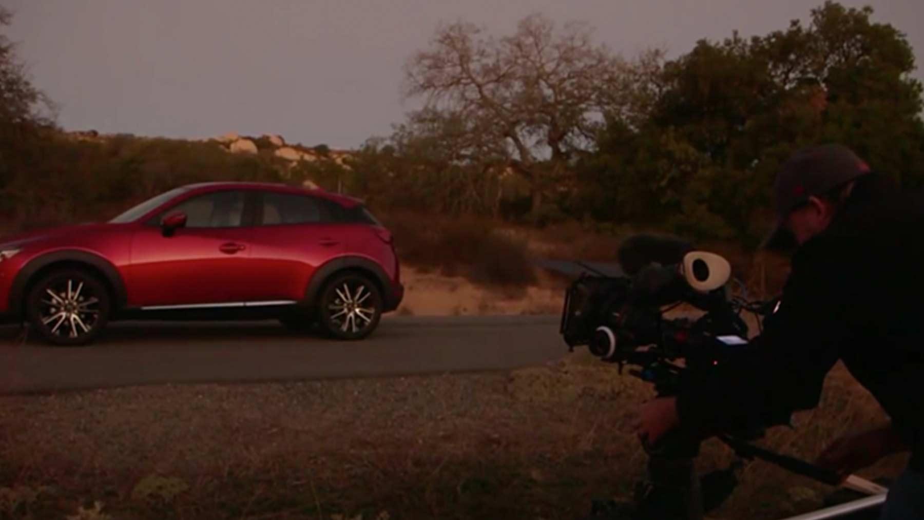 Video del Mazda CX-3 2017