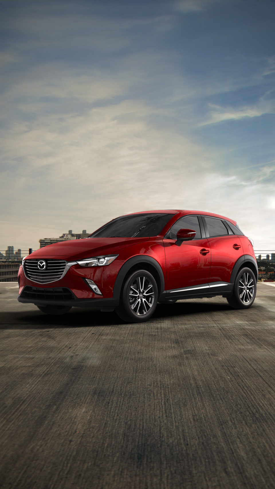 mazda cx 3 crossover subcompacto 2017 utilitarios compactos mazda usa. Black Bedroom Furniture Sets. Home Design Ideas