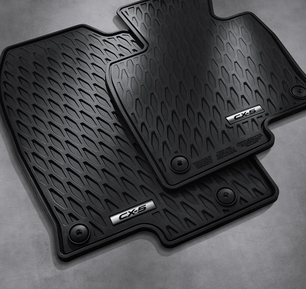 mazda all weather floor mats cx 5 floor matttroy. Black Bedroom Furniture Sets. Home Design Ideas