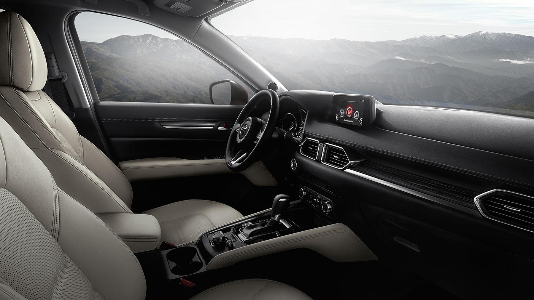 2017 Mazda Cx 5 Crossover Suv Fuel Efficient Suv Mazda Usa