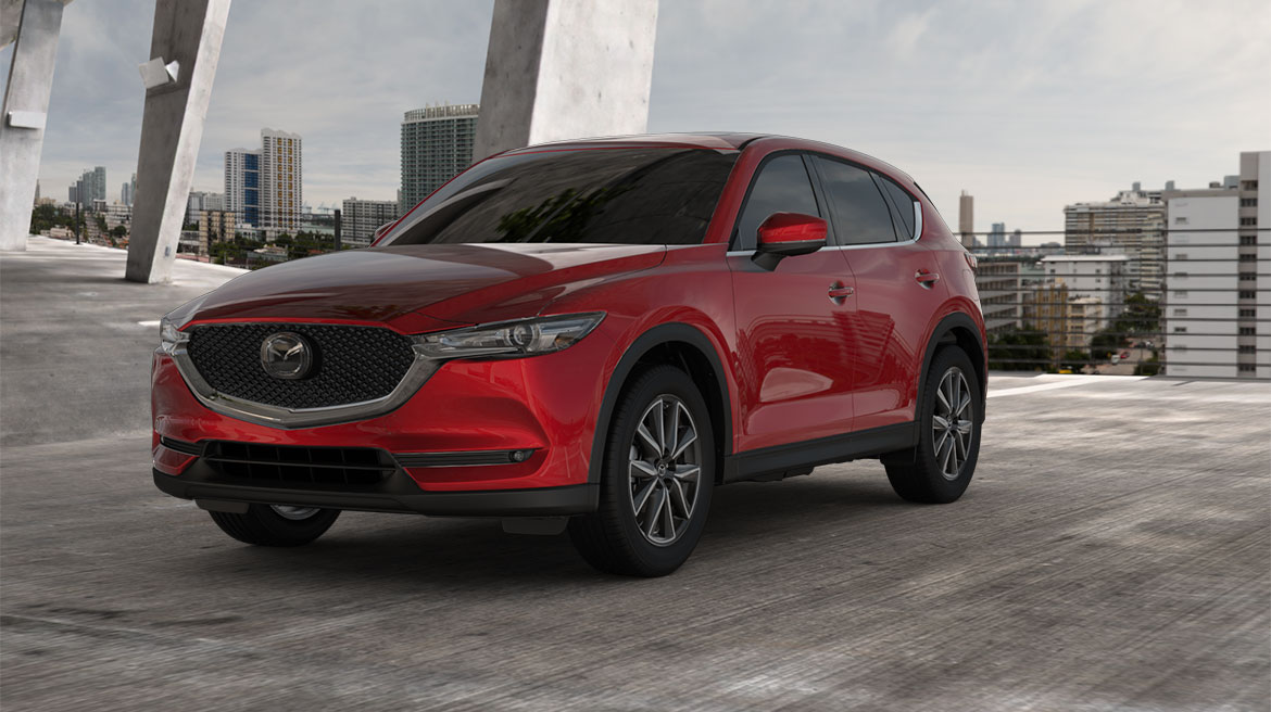 2018 Mazda CX-5 Crossover - Pictures & Videos | Mazda USA