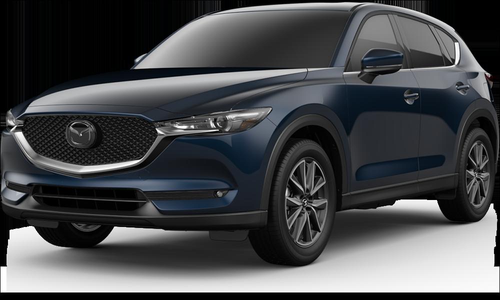 2017 Mazda CX-5 Grand Touring 4D Sport Utility